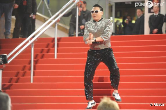 NMA 2013 : PSY grand gagnant