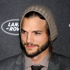 "Ashton Kutcher à l'hosto à cause du ""régime Steve Jobs"""