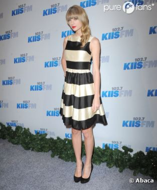 Taylor Swift s'associe à Diet Coke
