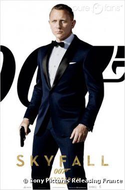 James Bond entre dans l'histoire