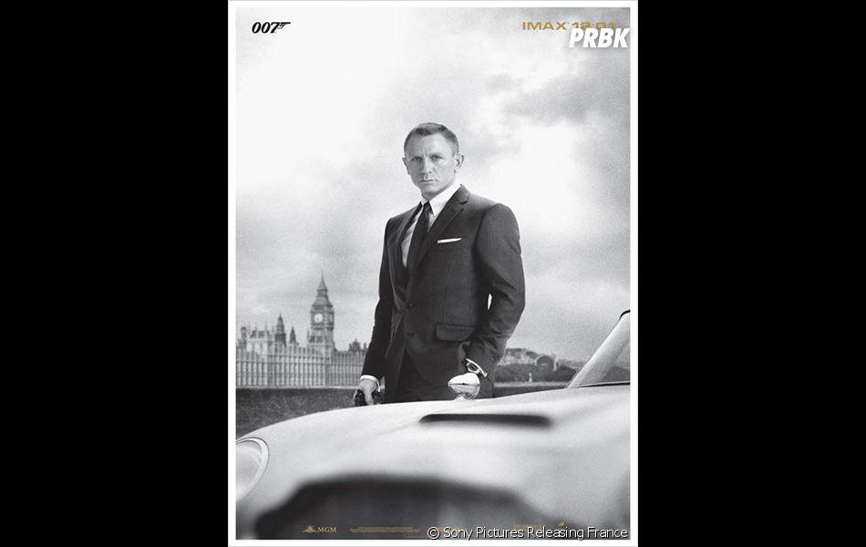 James Bond toujours au top