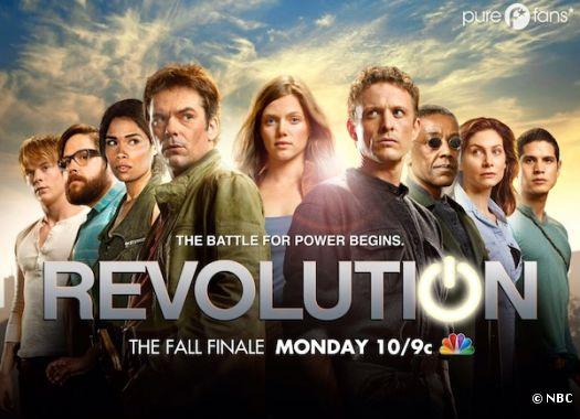 TF1 a acquis Revolution, la série produite par J.J. Abrams
