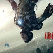 Iron Man 3 : Tony Stark en danger sur une nouvelle affiche et un teaser du trailer