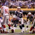 Le Super Bowl 2012 qui avait vu s'opposer les Patriots de la Nouvelle-Angleterre et les Giants de New-York.
