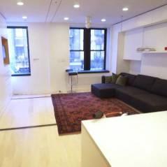 Un appartement 8 pièces...dans 32m², GEANT !
