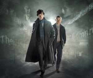 Benedict Cumberbatch s'est fait connaître dans Sherlock