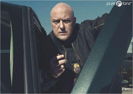 Hank le héros de la saison 6 de Breaking Bad ?
