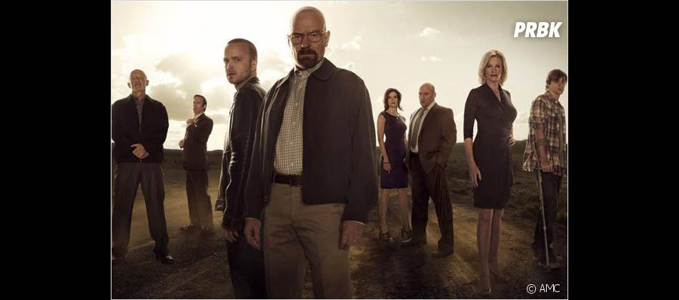 Breaking Bad reviendra le 14 juillet aux USA