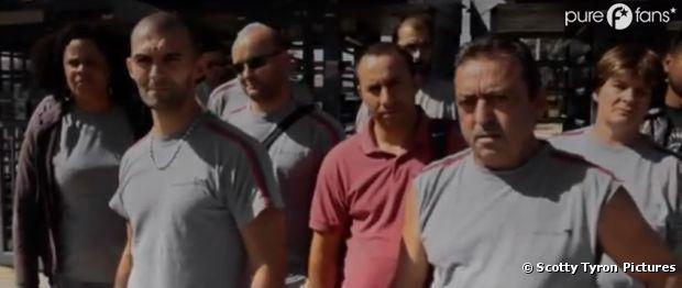 55 ouvrier PSA ont tourné dans ce clip