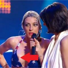 Splash : un oops d'Eve Angeli plus beau que son plongeon