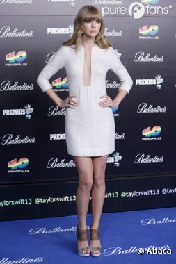 Taylor Swift ouvrira la cérémonie des Grammy Awards 2013