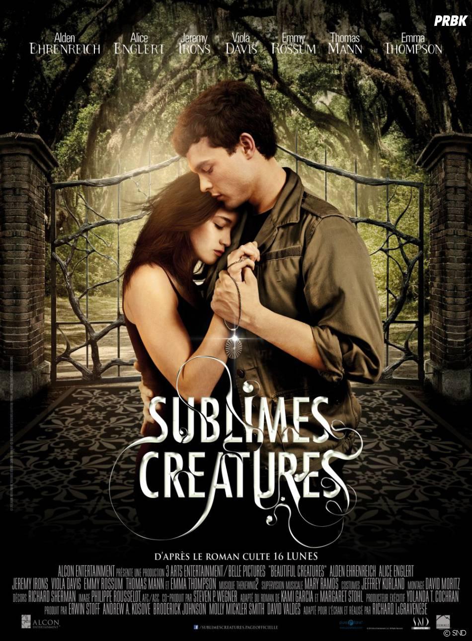 L'affiche française de Sublimes créatures