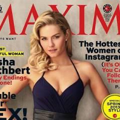 "Elisha Cuthbert : ""femme la plus sexy de la télévision"" selon MAXIM"
