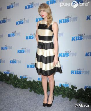 Taylor Swift est en mode solo pour la Saint-Valentin
