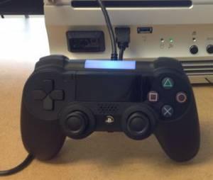 Est-ce la nouvelle manette de la PS4 ?