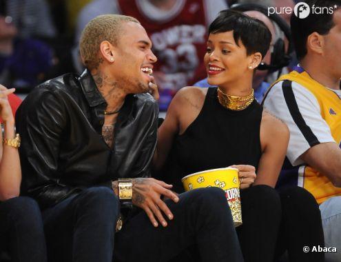 Rihanna et Chris Brown jouent à Je t'aime, moi non plus