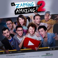 "Zapping Amazing 2 : de ""nul"" à ""mourir de rire"", Twitter juge #ZA2"