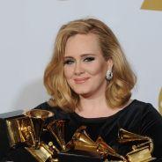 """Adele : """"Je vomis beaucoup avant de monter sur scène"""""""