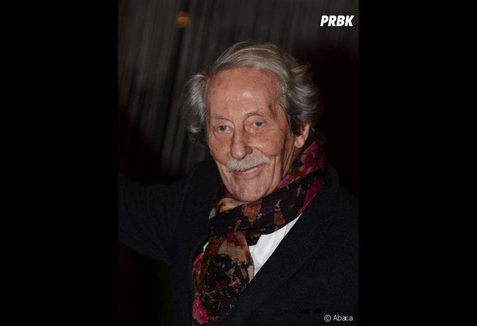 Jean Rochefort est énervé par les rumeurs sur sa retraite