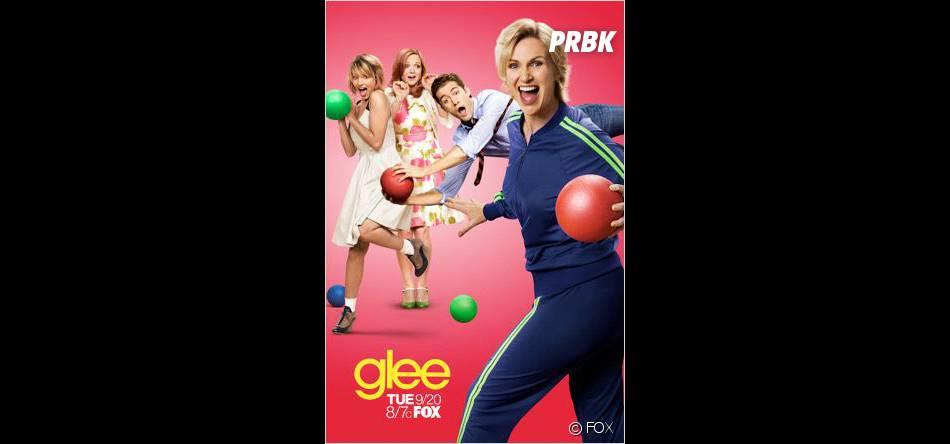 La saison 3 de Glee prépare quelques surprises