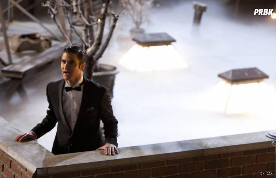 Blaine en action dans Glee