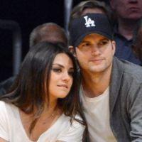 Mila Kunis et Ashton Kutcher bientôt sous le même toit