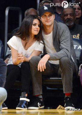 Mila Kunis et Ashton Kutcher vont emménager ensemble