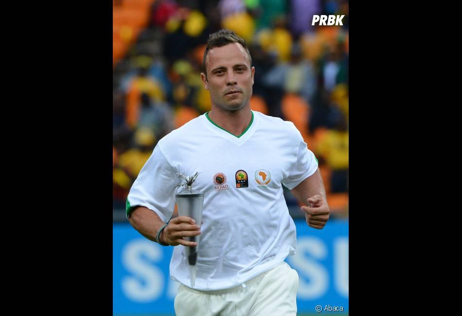 Oscar Pistorius a organisé un service commémoratif