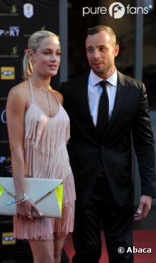 Oscar Pistorius rend hommage à Reeva Steenkamp