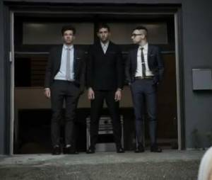 La valise du clip Why Am I The One a retrouvé le groupe Fun.