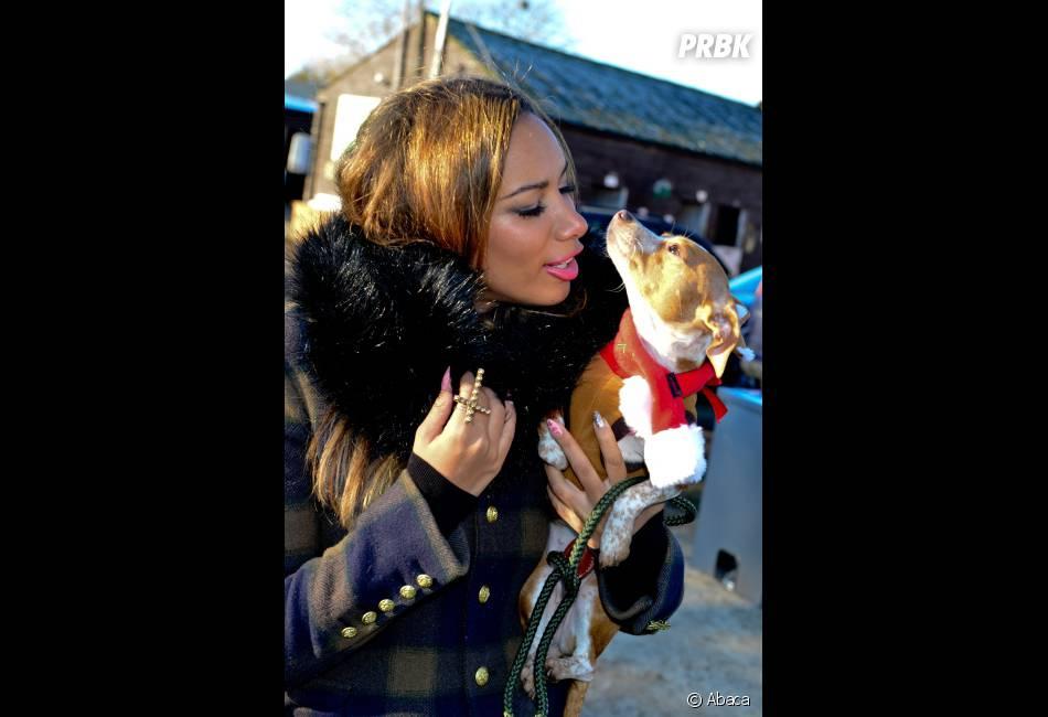 Leona Lewis va s'engager pour la défense des animaux