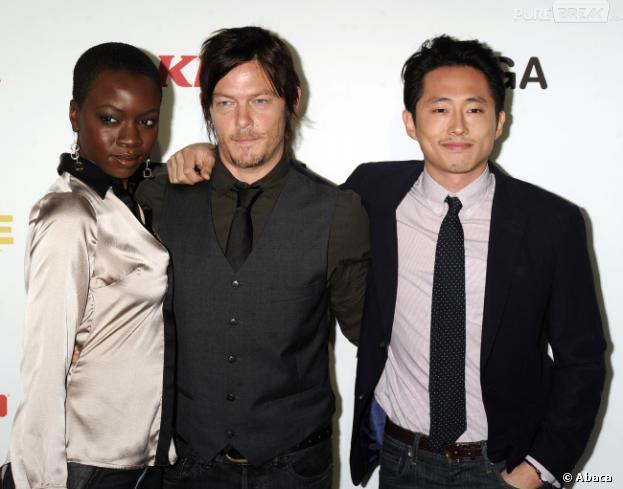 Les acteurs de The Walking Dead au PaleyFest
