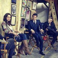 The Originals : première image de Joseph Morgan et des autres sur le tournage