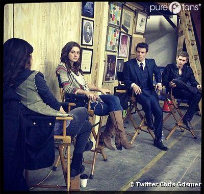 Première photo de tournage pour The Originals