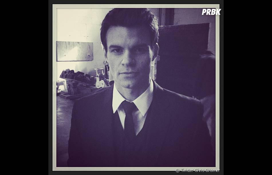 Elijah, très classe dans The Originals