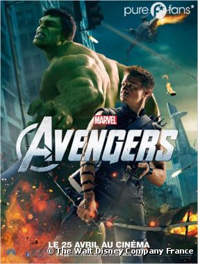 Hulk ne reviendra pas avant The Avengers 2