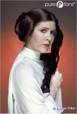 La mauvaise blague de Carrie Fisher