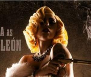 Lady Gaga jouera dans Machete Kills