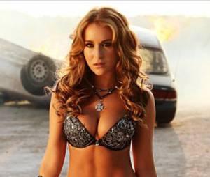 Alexa Vega sexy dans Machete Kills