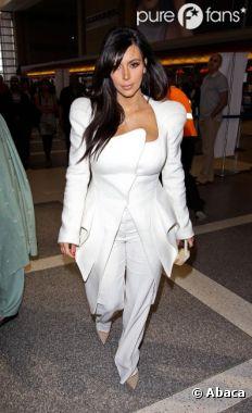 Kim Kardashian devrait prendre encore plus de poids d'après la styliste Mary Alice Stephenson
