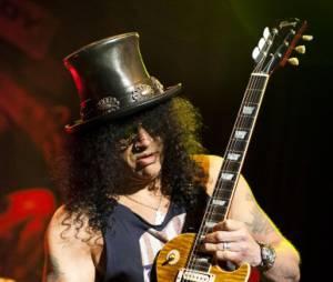 Slash est l'un des meilleurs guitaristes du monde