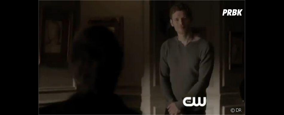 Klaus a un choix à faire dans Vampire Diaries