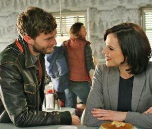 Rencontre entre Graham et Regina dans Once Upon a Time