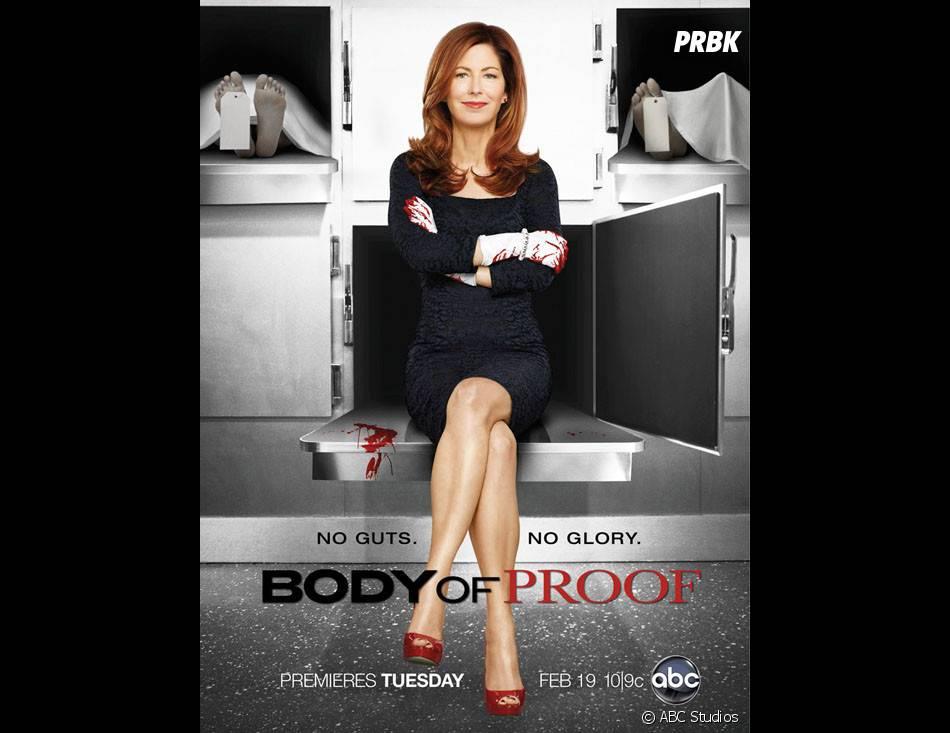 On retrouve Dana Delany dans Body of Proof tous les jeudis sur M6