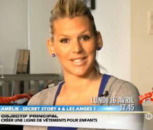 Amélie participe aux Anges de la télé-réalité 5 à Miami aux côtés de Nabilla