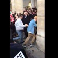 Justin Bieber à Paris : gros vent pour ses fans à son arrivée