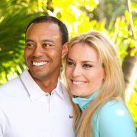 Tiger Woods et Lindsey Vonn : couple 100% sport
