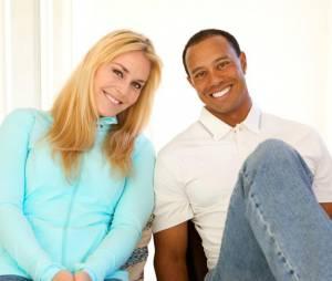 Tiger Woods et Lindsey Vonn officialisent leur relation le 18 mars 2013 sur Facebook et Twitter