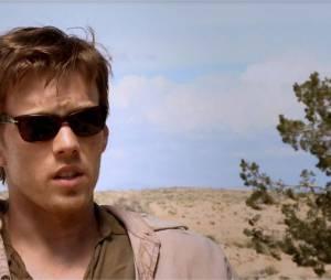 Zoom sur le personnage de Jared incarné par Jake Abel dans Les âmes vagabondes