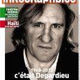 Gérard Depardieu a été tué par Les Inrocks, ce qui n'a pas plus à beaucoup de Français.